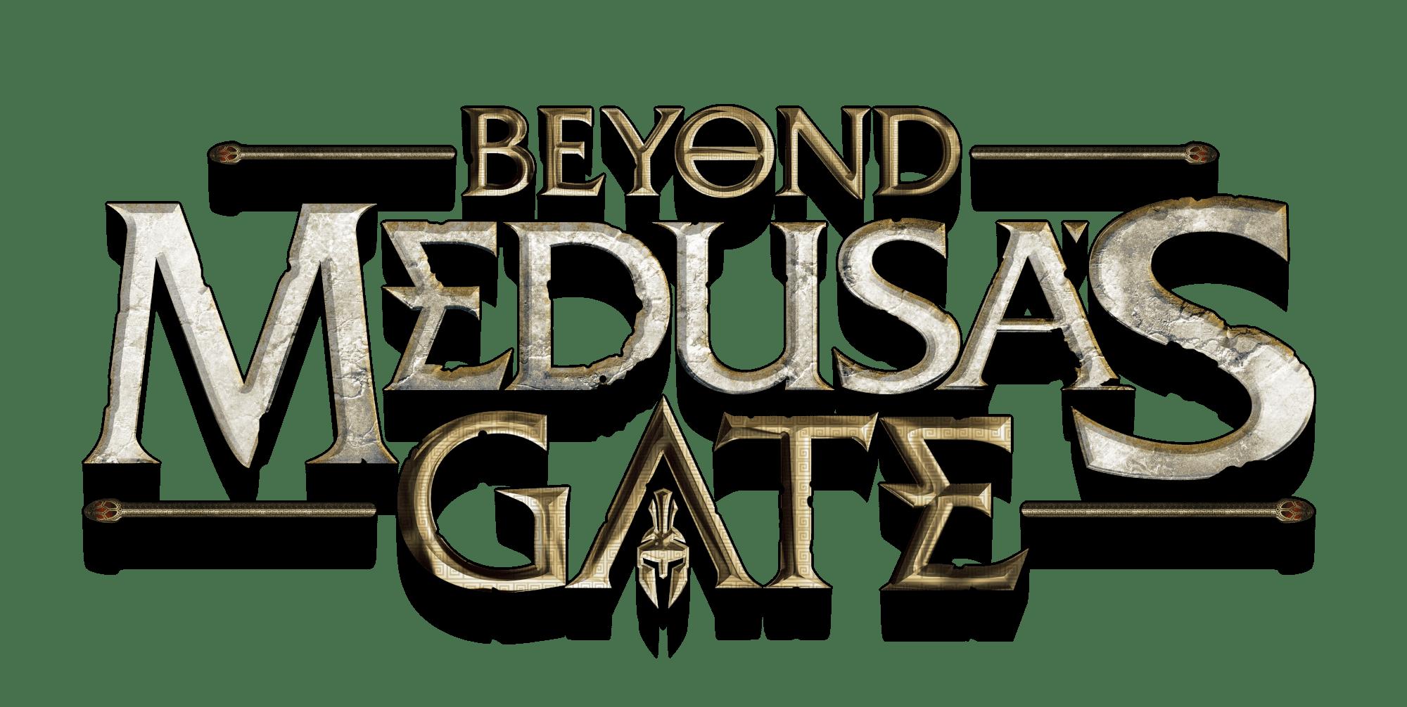 Beyond Medusa's Gate logo